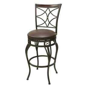 Stupendous Bronze Bar Stools Ideas On Foter Alphanode Cool Chair Designs And Ideas Alphanodeonline