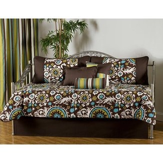 Orleans 7 piece daybed comforter set