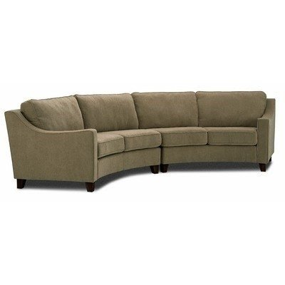 Palliser furniture luna fabric sectional sofa