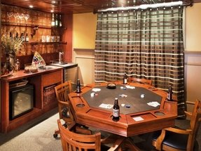 Poker game table sets 2