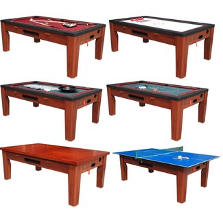 Poker top for pool table