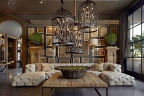 Restoration hardware soho