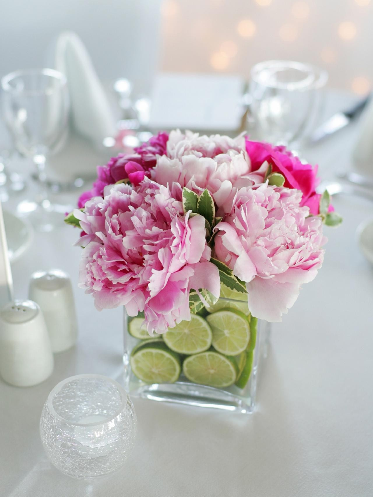 Silk Floral Arrangements For Dining Room Table