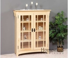 Small Bookcase With Gl Doors 16