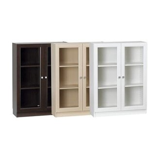 small bookcase with glass doors ideas on foter. Black Bedroom Furniture Sets. Home Design Ideas