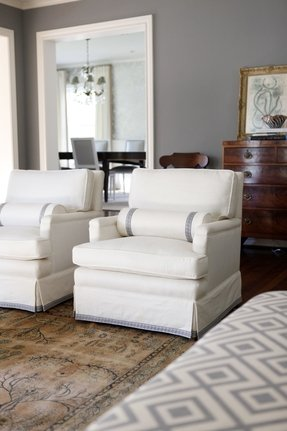 Small chair slipcovers