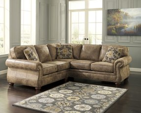 Small scale sectional sofa 12