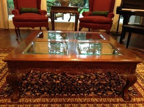Square coffee tables for sale 4