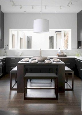 Square Kitchen Table Seats 8 Ideas On Foter