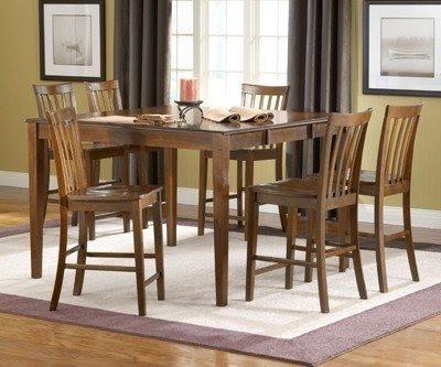 Attrayant Square Kitchen Table Seats 8 3