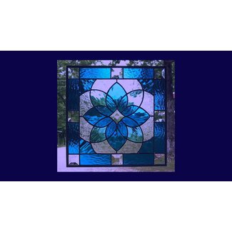 Stained glass quilt patterns dragonfly