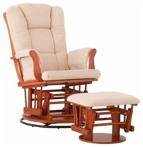 Swivel Glider Rocker Chair With Ottoman Ideas On Foter