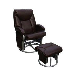 Swivel Glider Rocker Chair With Ottoman Foter
