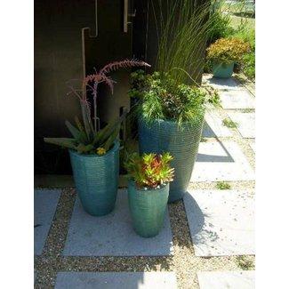 Tall Ceramic Planters