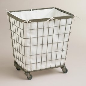 Metal Laundry Hamper Foter