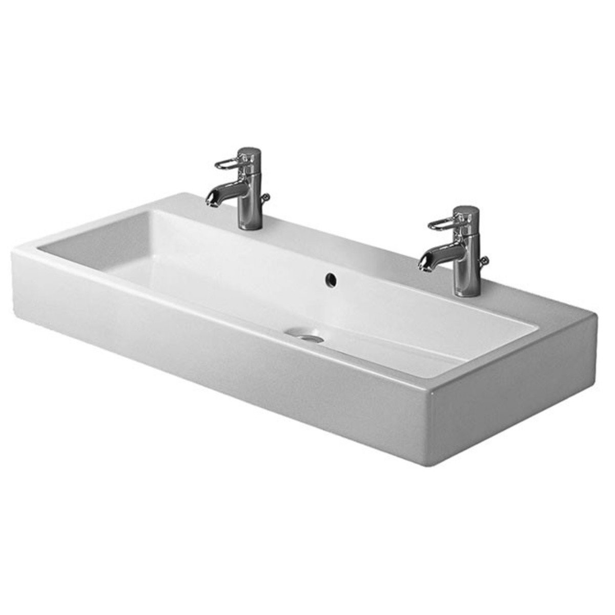 Vero Console Bathroom Sink Set