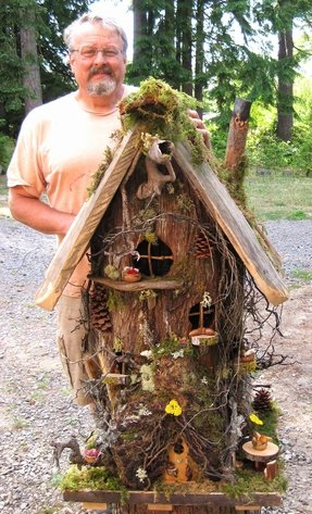 Victorian bird houses for sale