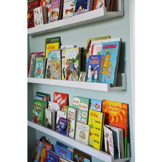 Wall Mounted Bookshelves For Kids Ideas On Foter