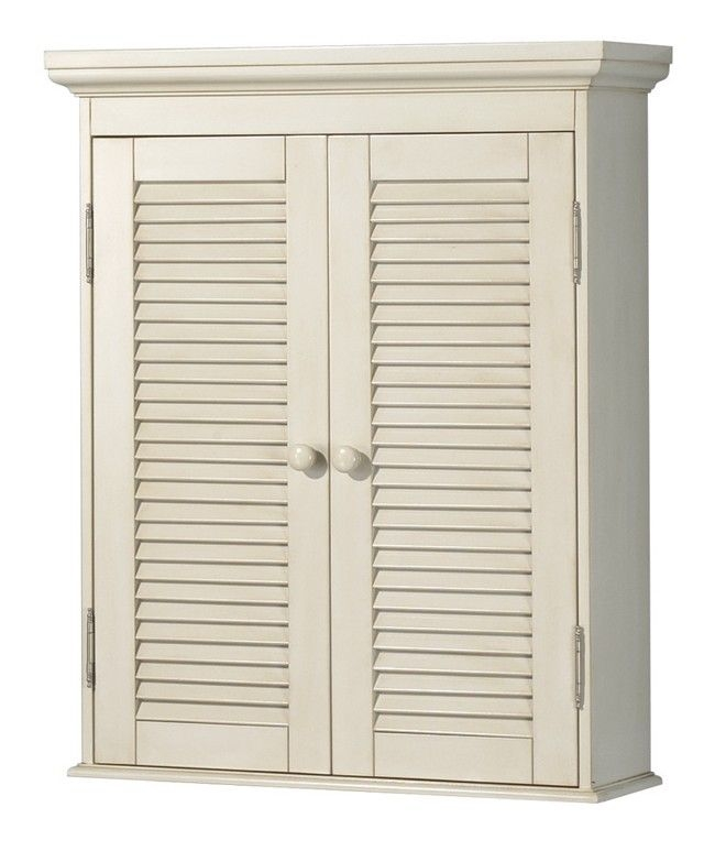 Wall Mounted Linen Cabinet 15