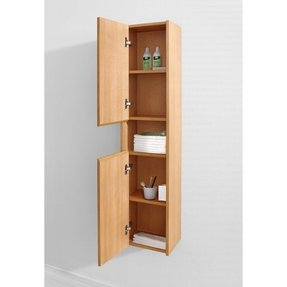 Wall Mounted Linen Cabinet 8