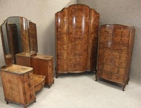 Walnut bedroom furniture sets 3