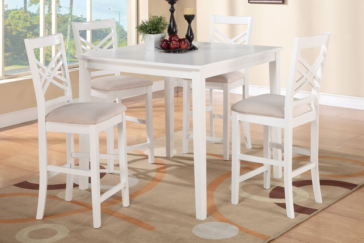 White pub table sets 12 & White Pub Table Sets - Foter