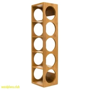 Wine rack container store