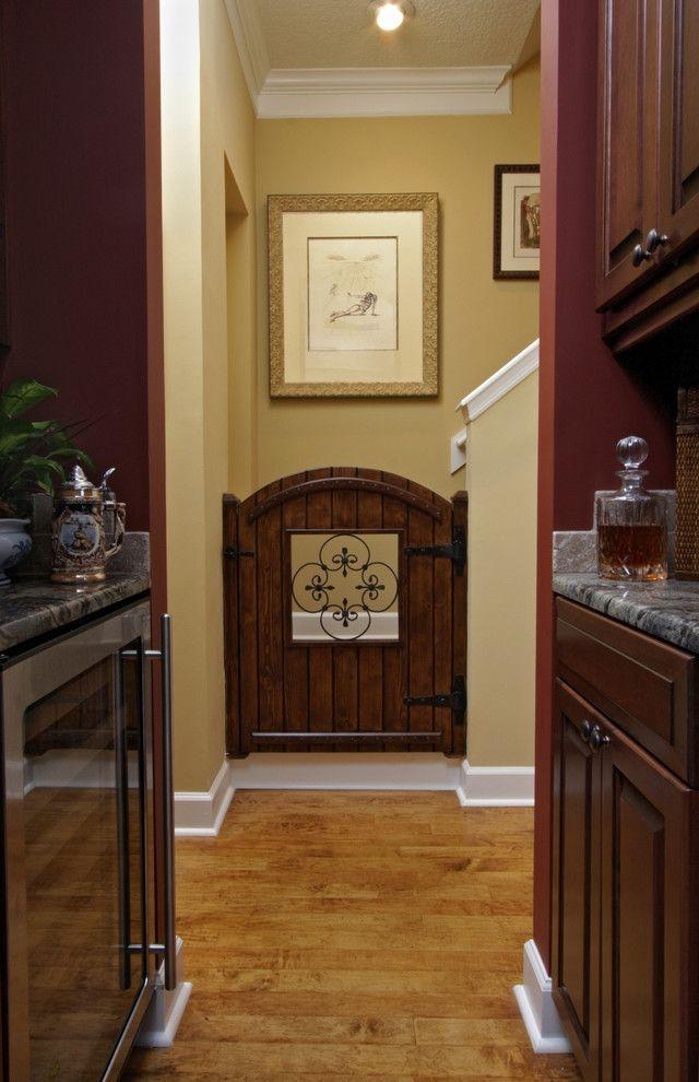 Wooden Indoor Dog Gates 1