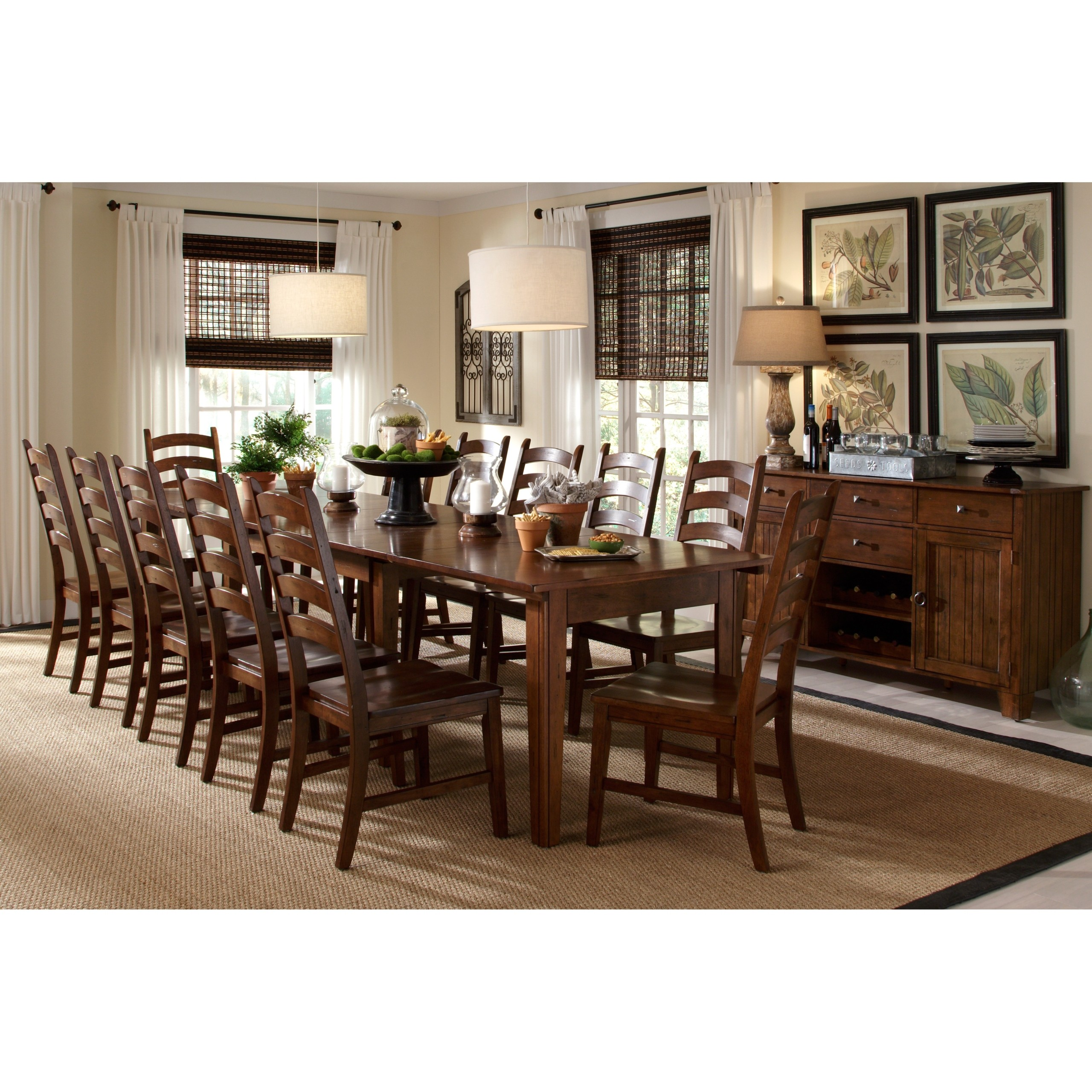 A america toluca dining table