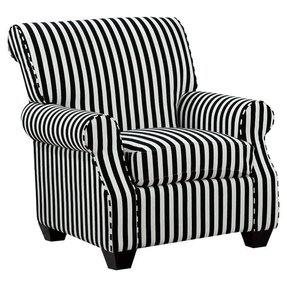 A Touch Of Stripe Marlon Arm Chair