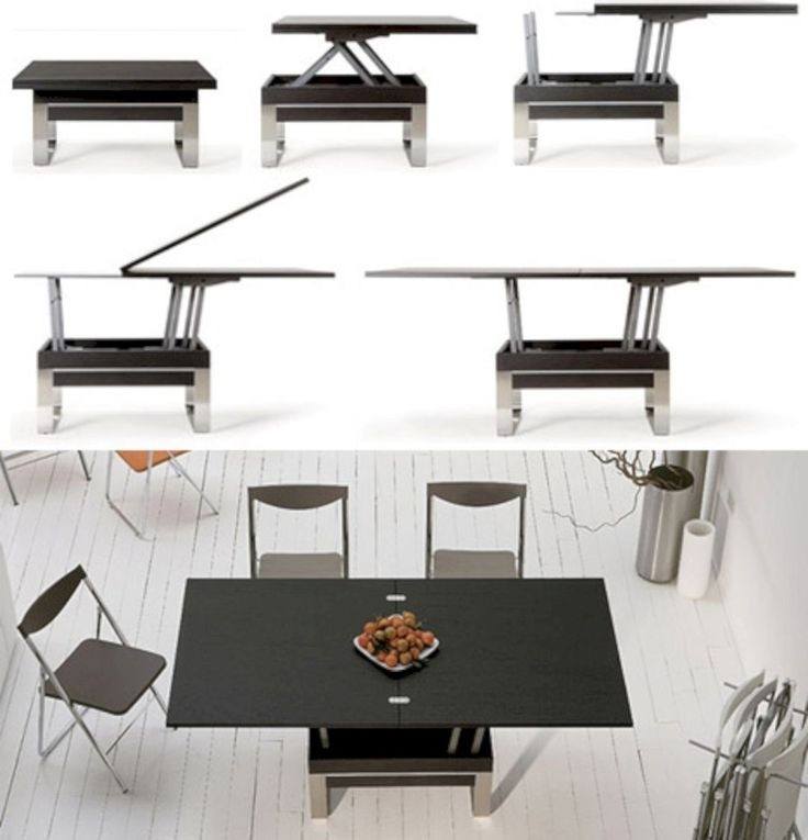 50 Incredible Adjustable Height Coffee Table Converts To Dining Table Ideas On Foter
