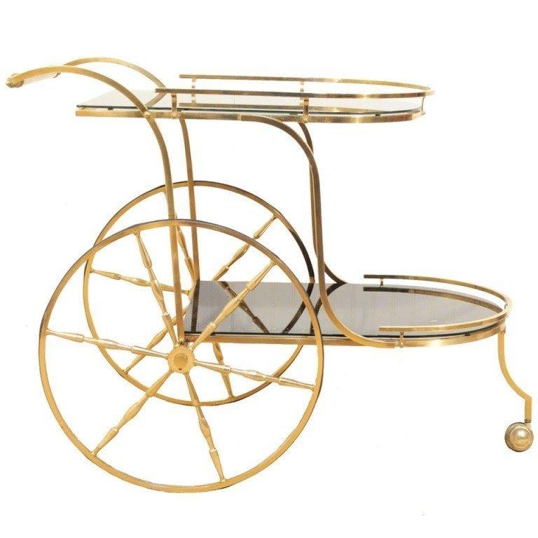 Antique Tea Carts