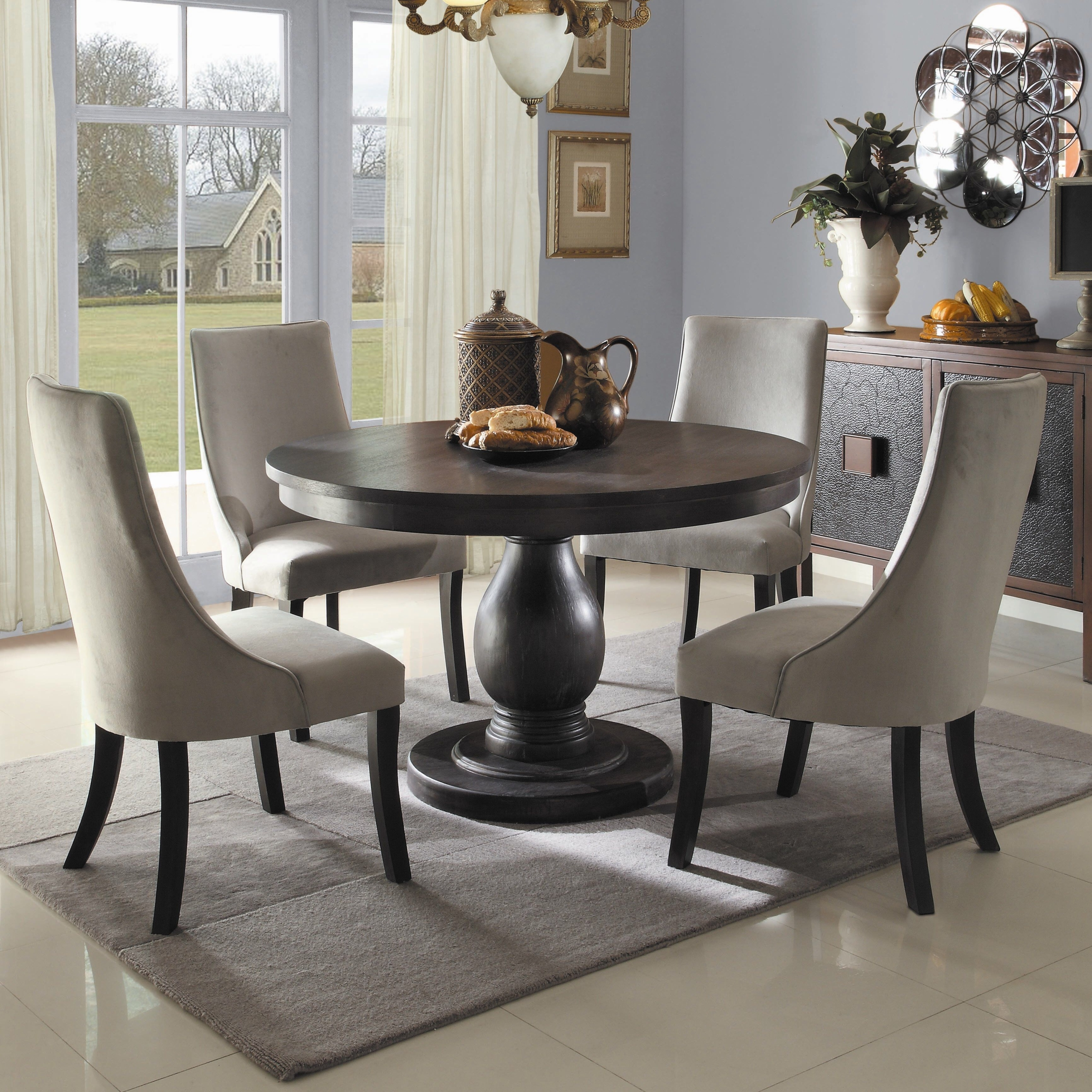 Beau Apartment Size Dining Set