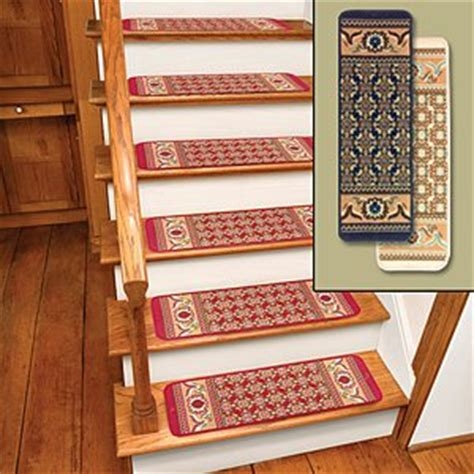 Carpet Treads For Wood Stairs   Ideas On Foter