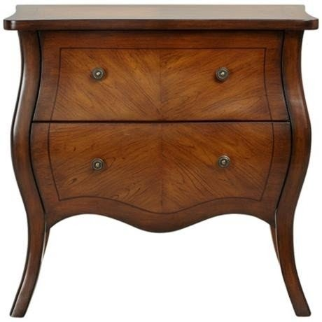 Bombe chest nightstand 1