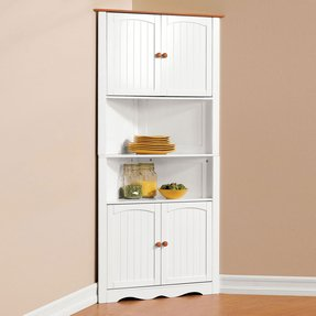 Tall Corner Hutch Ideas On Foter