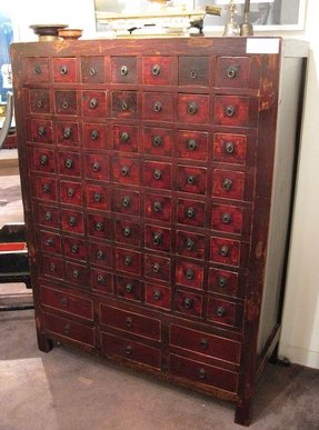 Cabinet With Many Small Drawers Foter