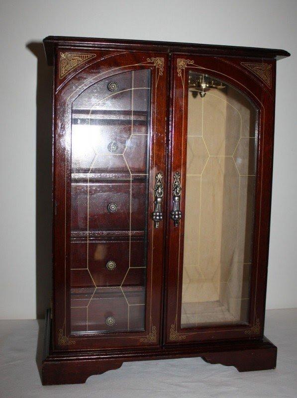 Cherry Wood Jewelry Box Foter