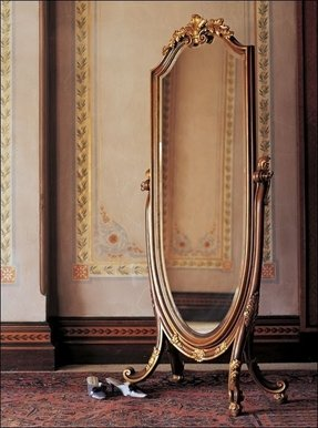 Cheval Floor Mirror - Foter
