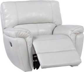 Dante leather recliner