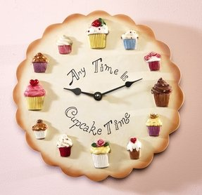 Decorative wall clocks for kitchen