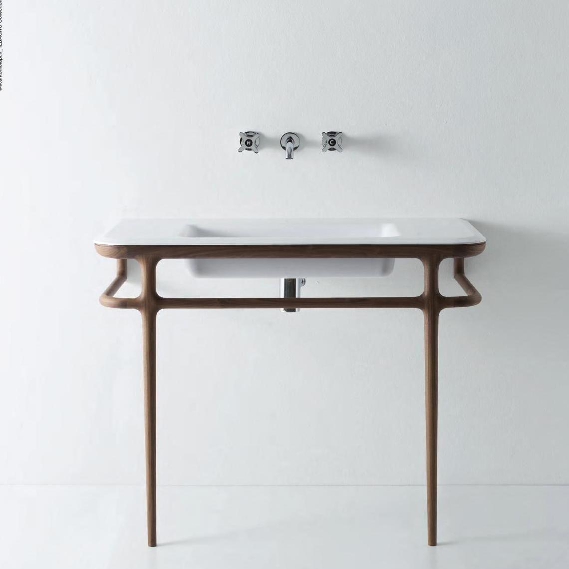 Double Pedestal Sinks