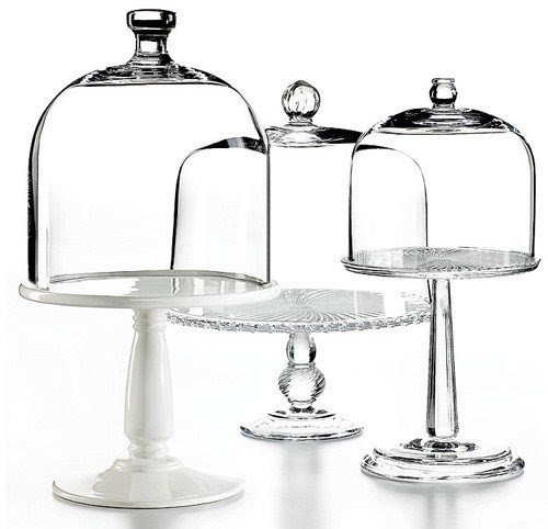 Footed cake stand with dome  sc 1 st  Foter & Pedestal Cake Plate With Dome - Foter