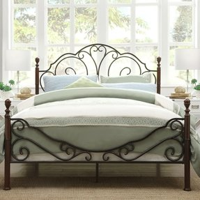 Iron Headboards Ideas On Foter