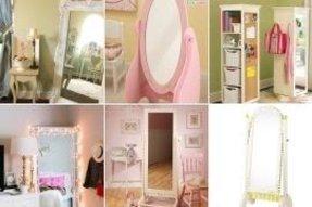 Girls Full Length Mirror - Foter