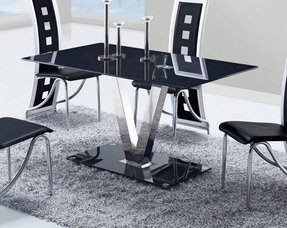 Global furniture dining table 9