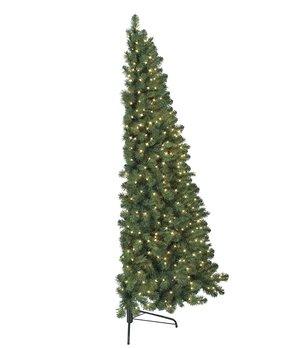 Flat back christmas tree foter half christmas trees for wall aloadofball Gallery