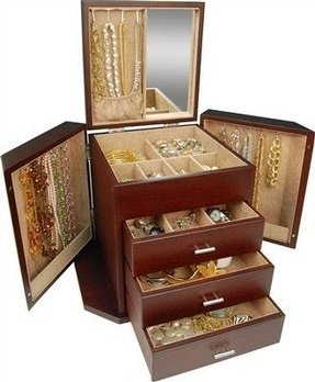 Jewelry boxes wooden handmade