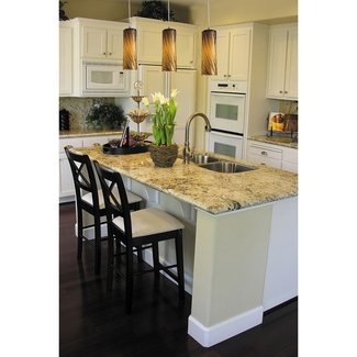 Kitchen Island With Granite Top And Breakfast Bar Ideas On Foter