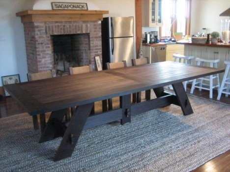 Large Dining Room Tables Seats 10 1